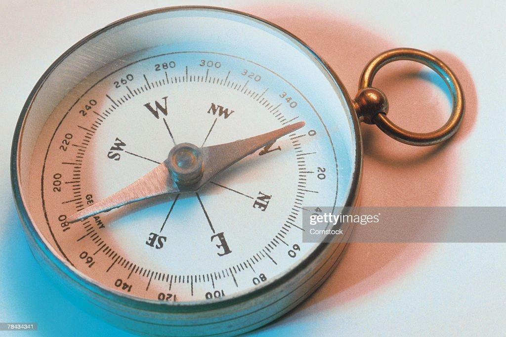 Compass : Stockfoto