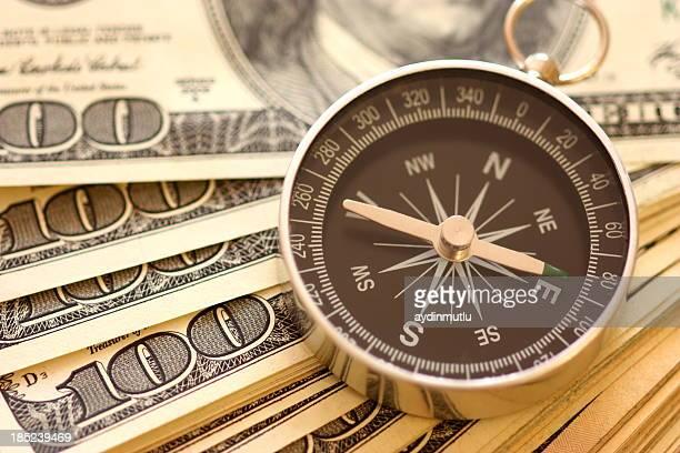 Compas et l'argent