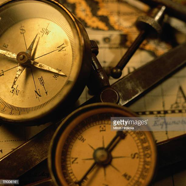 compasses - skin fold calliper stock pictures, royalty-free photos & images