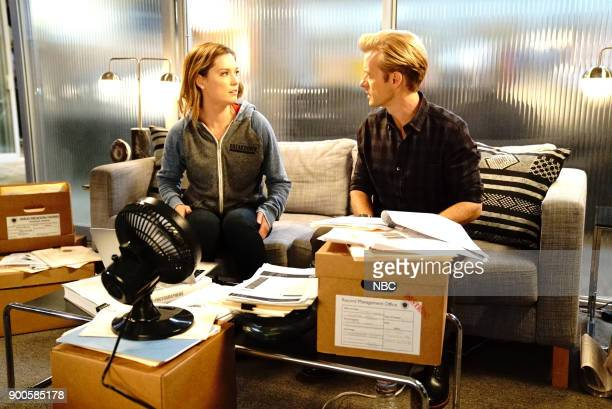 NEWS 'Competing Offer' Episode 211 Pictured Briga Heelan as Katie Wendelson Adam Campbell as Greg Walsh