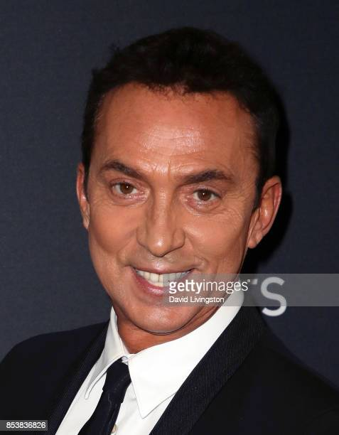 Competition judge Bruno Tonioli attends 'Dancing with the Stars' season 25 at CBS Televison City on September 25 2017 in Los Angeles California