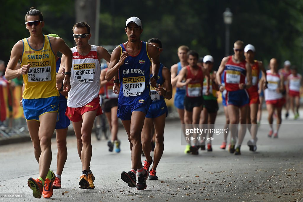 IAAF World Race Walking Team Championships - Day Two : Foto jornalística