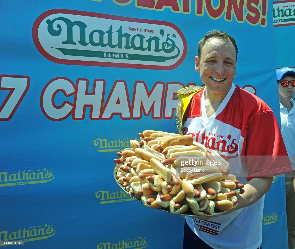 2017 Nathans Famous 4th Of July International Hot Dog Eating Contest