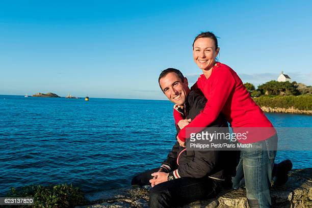 Aurelie le cleach stock photos and pictures getty images - Armel le cleac h aurelie le cleac h ...