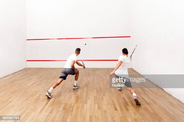 Competitive sport ,squash