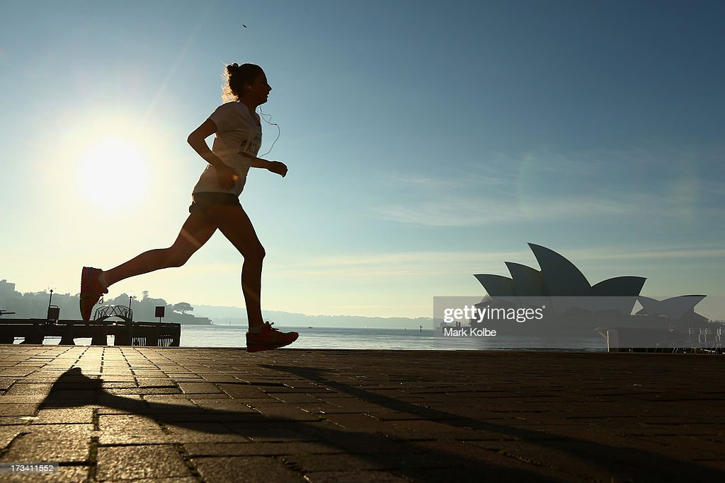 Sydney Harbour 10km : News Photo