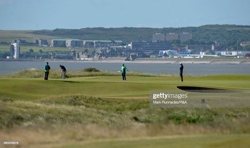 The Amateur Championship - Day Four