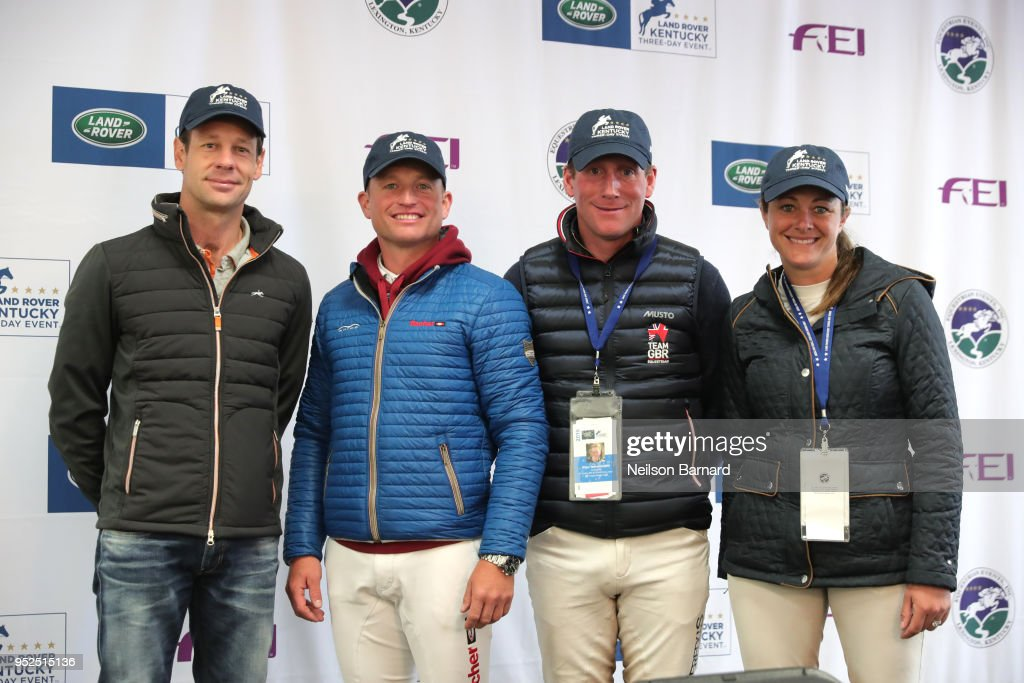 Land Rover Kentucky Three Day Event - Day 1
