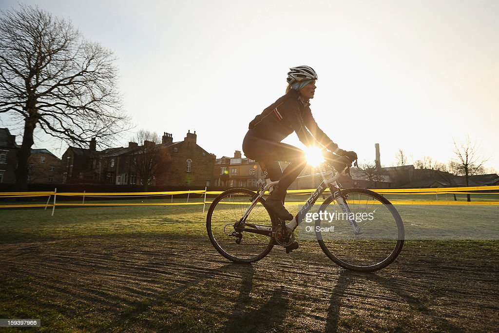 National Cyclo-Cross Championships : News Photo