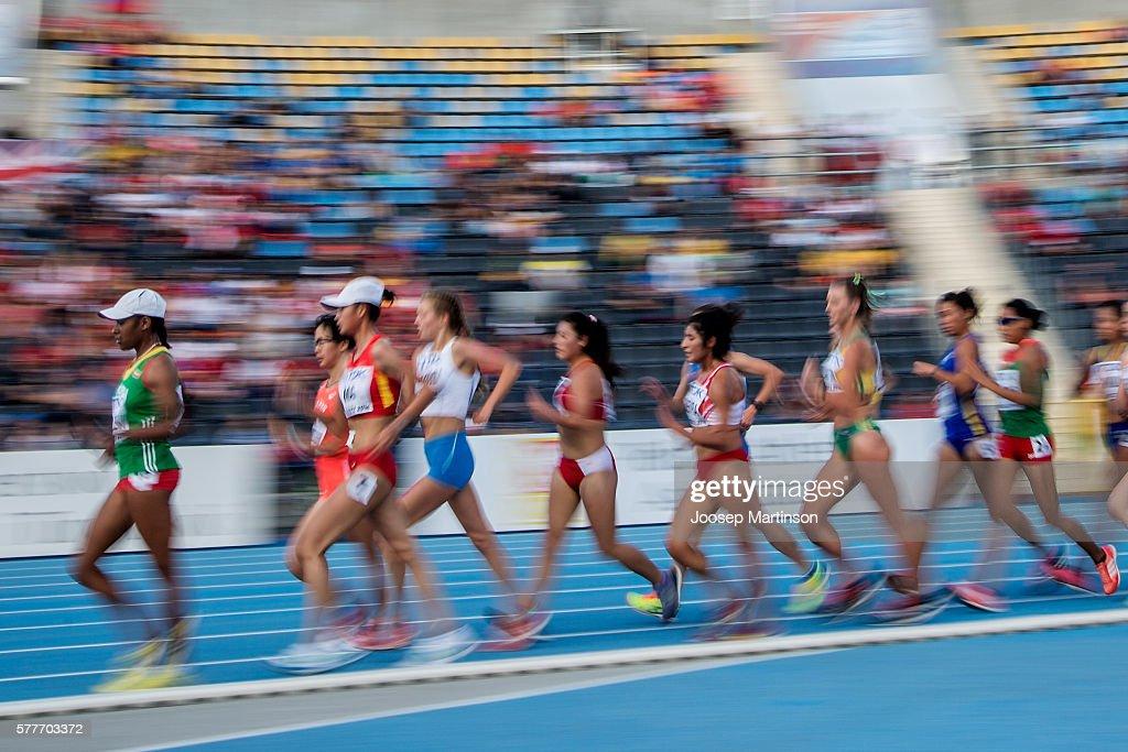 IAAF World U20 Championships - Day 1 : Nieuwsfoto's