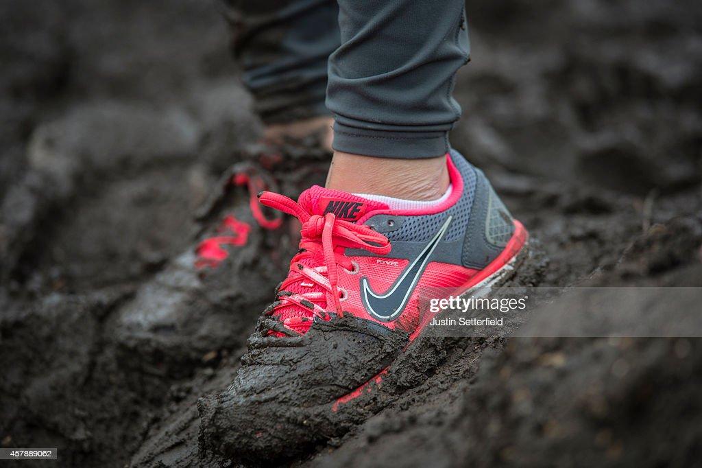 Tough Mudder London South 2014 : News Photo