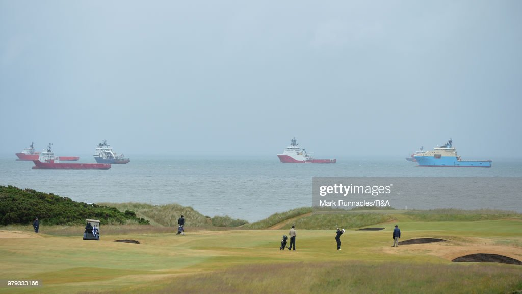 The Amateur Championship - Day Three