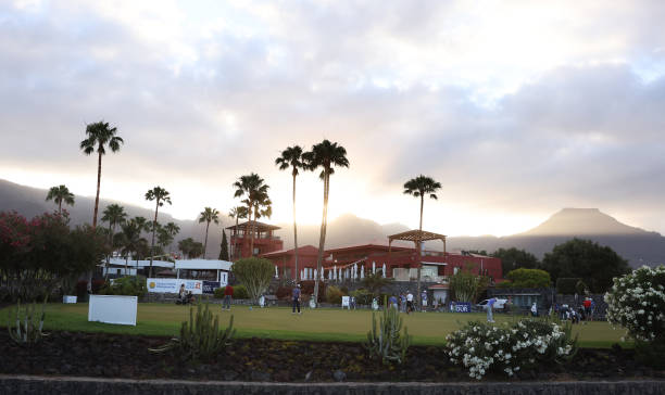 ESP: Canary Islands Championship - Day One