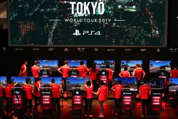 JPN: Gran Turismo World Tour 2019: Japan - Manufacturer Series
