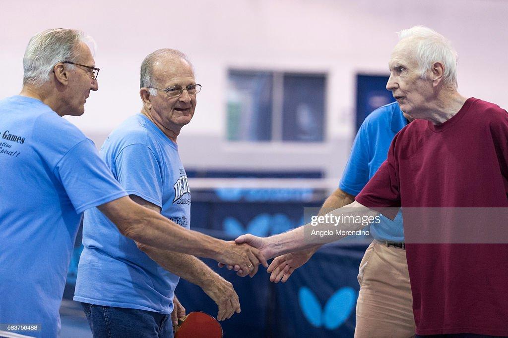 The 2013 National Senior Games : News Photo