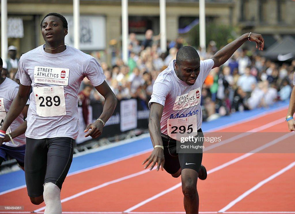 Street Athletics - Final : Nieuwsfoto's