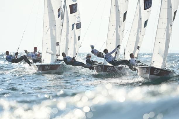 JPN: Sailing - Olympics: Day 6