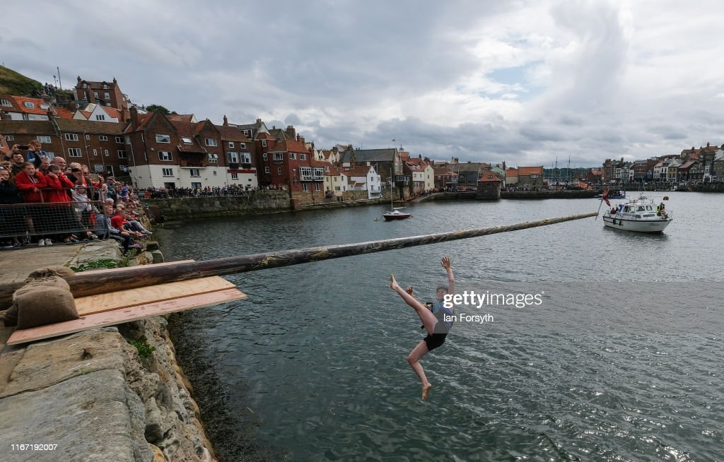 2019 Whitby Regatta : News Photo