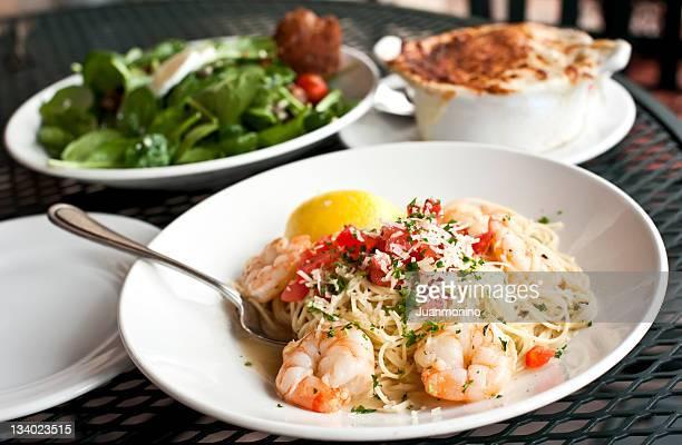 完全なお食事 - コース料理 ストックフォトと画像