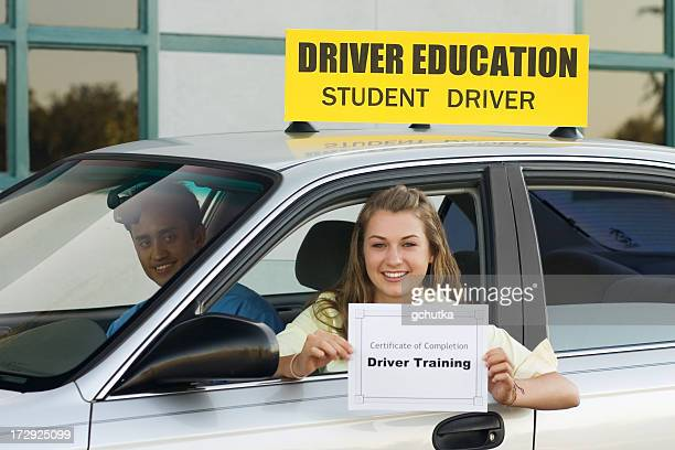 Completed Driver Training