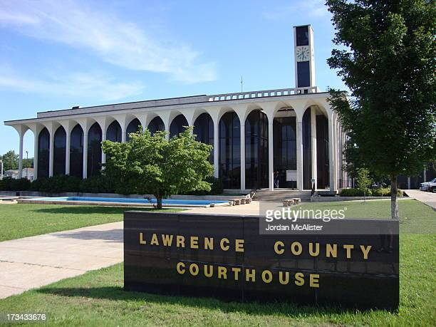 Completed in 1974, the Lawrence County Courthouse was designed by the firm of Hart-Freeland and Roberts, Inc. Lawrenceburg is located between...