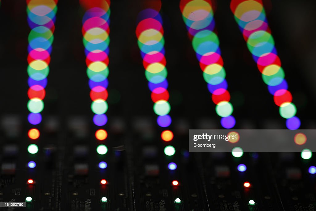 Completed LED light circuit boards are displayed at the Lithonia Lighting manufacturing facility a subsidiary of & Crawfordsville Indiana Stock Photos and Pictures | Getty Images azcodes.com