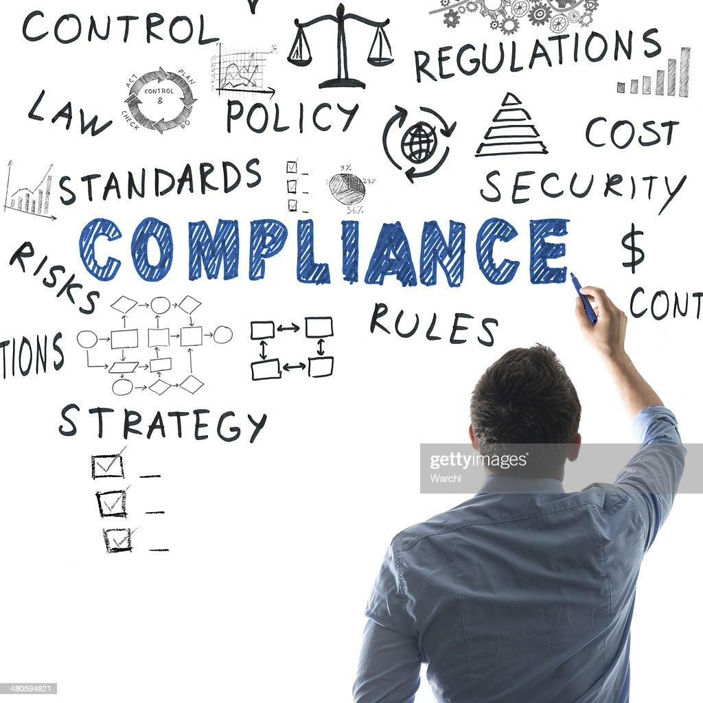 compliance : Stock Photo