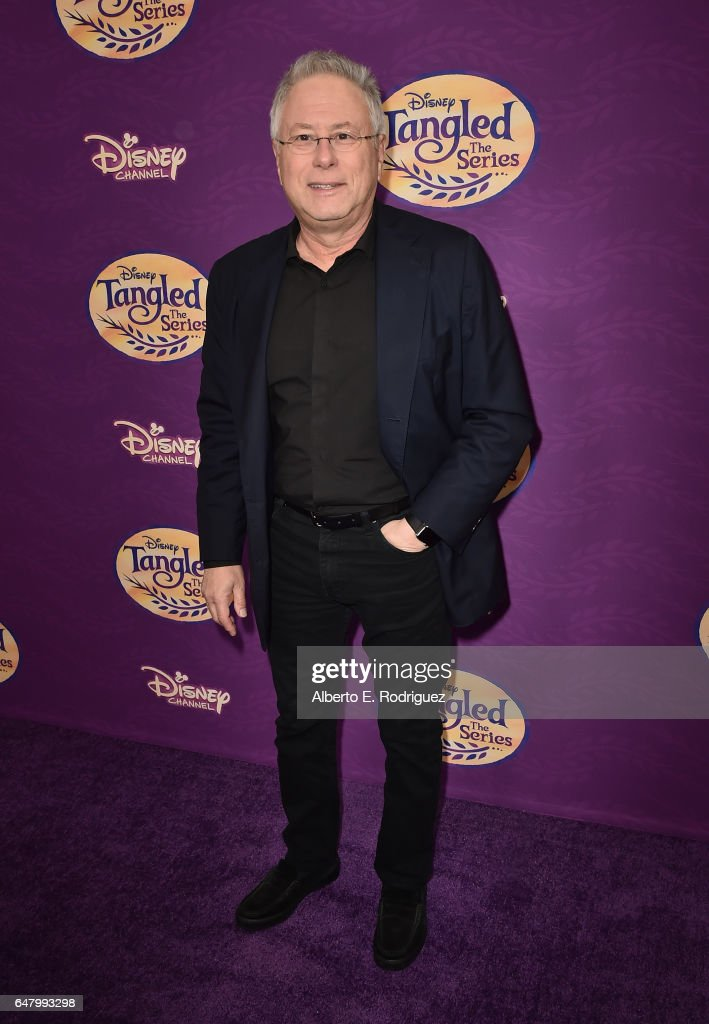 """Screening Of Disney's """"Tangled Before Ever After"""" - Arrivals : News Photo"""