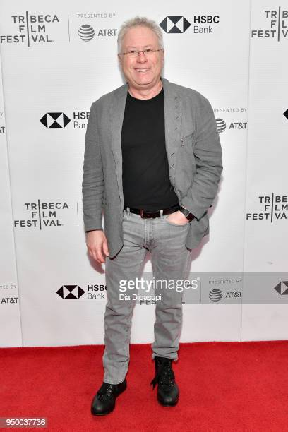 Composer Alan Menken attends a screening of 'Howard' during the 2018 Tribeca Film Festival at Cinepolis Chelsea on April 22 2018 in New York City