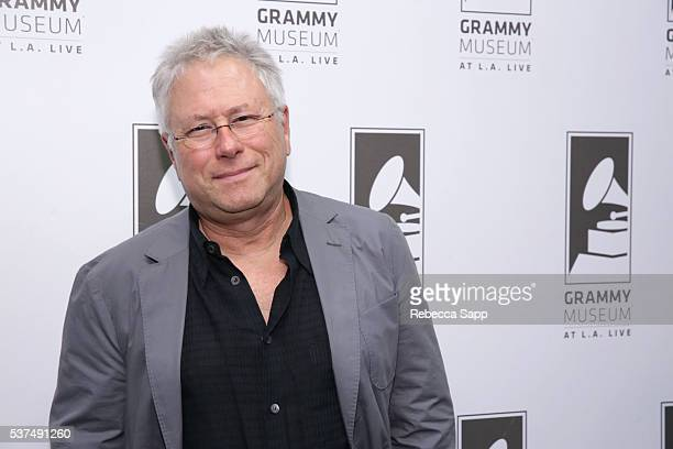 Composer Alan Menken attends An Evening With Alan Menken at The GRAMMY Museum on June 1 2016 in Los Angeles California