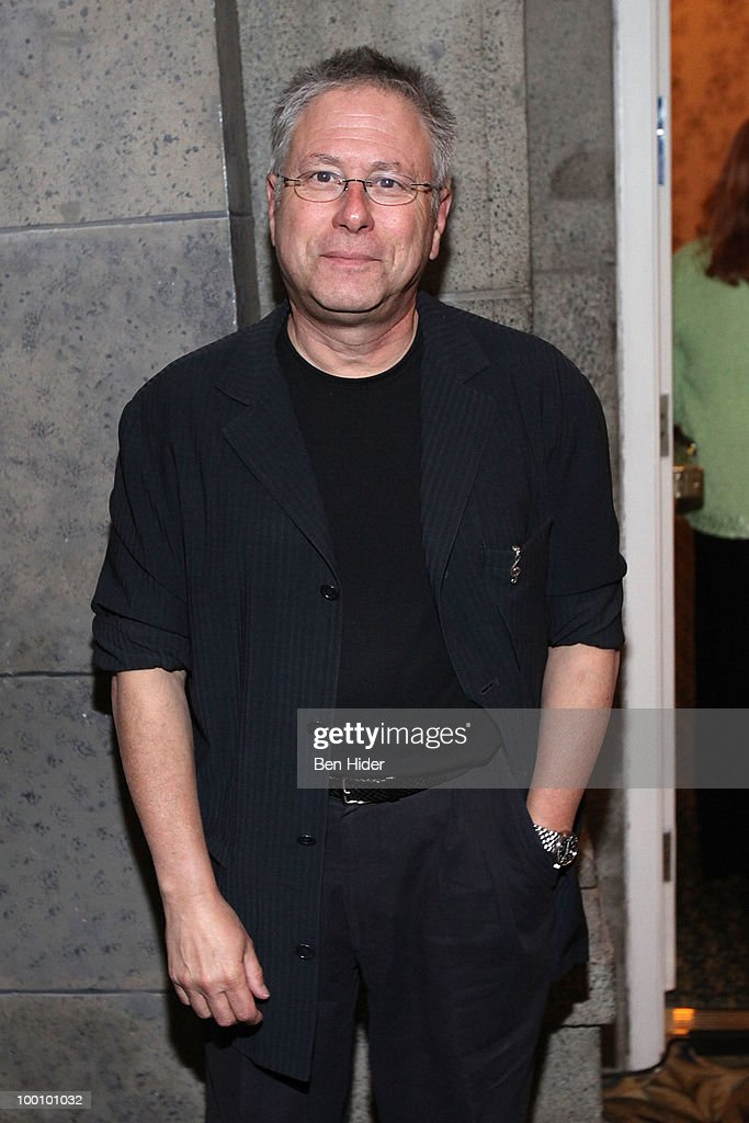 Composer Alan Menken attends the Green Chimneys Annual Spring Gala at Tappan Hill Mansion on May 20, 2010 in Tarrytown, New York.