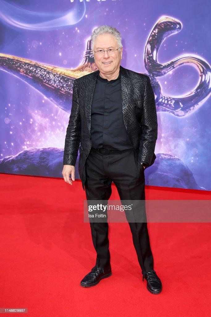 """""""Aladdin"""" Premiere In Berlin : News Photo"""