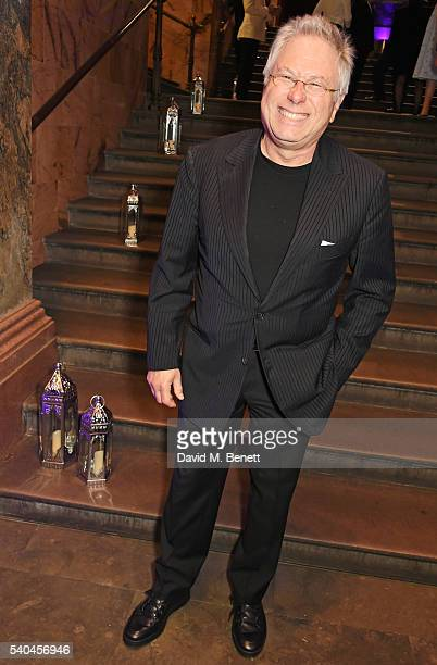 Composer Alan Menken attends the press night after party for Disney's 'Aladdin' at The The National Gallery on June 15 2016 in London England