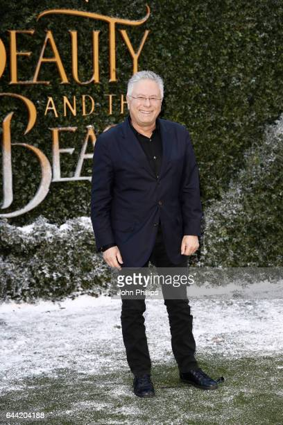 Composer Alan Menken attends UK launch event for 'Beauty And The Beast' at Spencer House on February 23 2017 in London England
