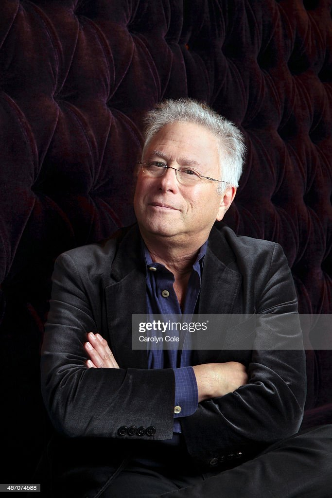 Alan Menken, Los Angeles Times, March 15, 2015 : News Photo