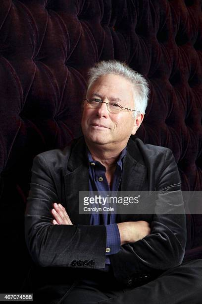 Composer Alan Menken is photographed for Los Angeles Times on February 16 2015 in New York City PUBLISHED IMAGE CREDIT MUST BE Carolyn Cole/Los...