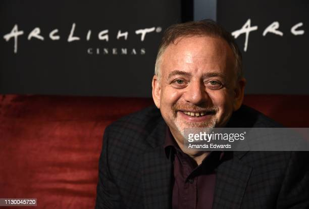 Composer and lyricist Marc Shaiman attends the ArcLight Presents Hitting The High Note Screening Series Honoring 2019 Best Original Score Oscar...
