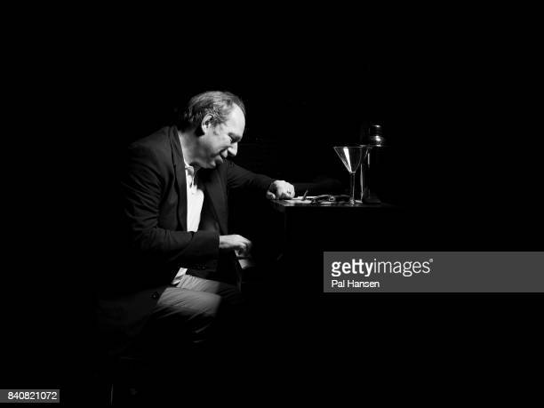Composer and musician Hans Zimmer is photographed for the Wall Street Journal on June 16 2017 in London England