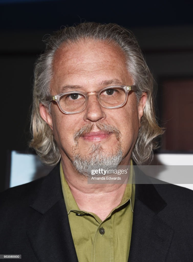 Composer Anton Sanko arrives at the premiere of Sony Pictures Classics' 'The Seagull' at the Writers Guild Theater on May 1, 2018 in Beverly Hills, California.