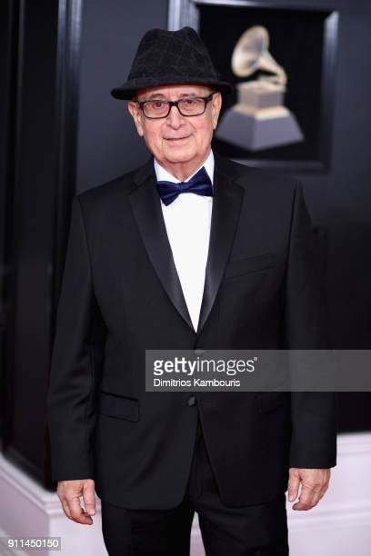 Composer Antonio Adolfo attends the 60th Annual GRAMMY Awards at Madison Square Garden on January 28 2018 in New York City