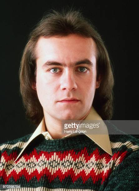 LOS ANGELES 1979 Composer Bernie Taupin for a portrait in 1979 in Los Angeles California