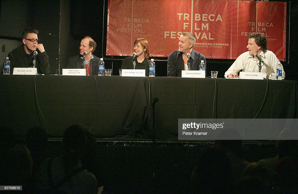 Tribeca Film Festival Music Panel At The ASCAP Music Lounge : Nachrichtenfoto