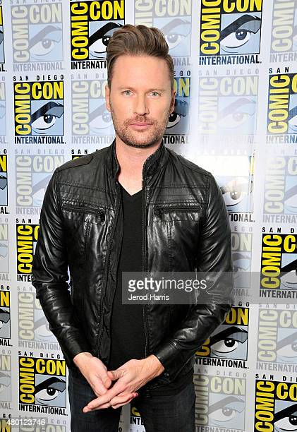 Composer Brian Tyler attends the 3rd Annual Superhero Music press room during ComicCon International 2015 at Hilton Bayfront on July 9 2015 in San...