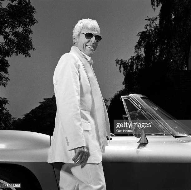 Composer Burt Bacharach is photographed on September 14 2005 in Los Angeles USA