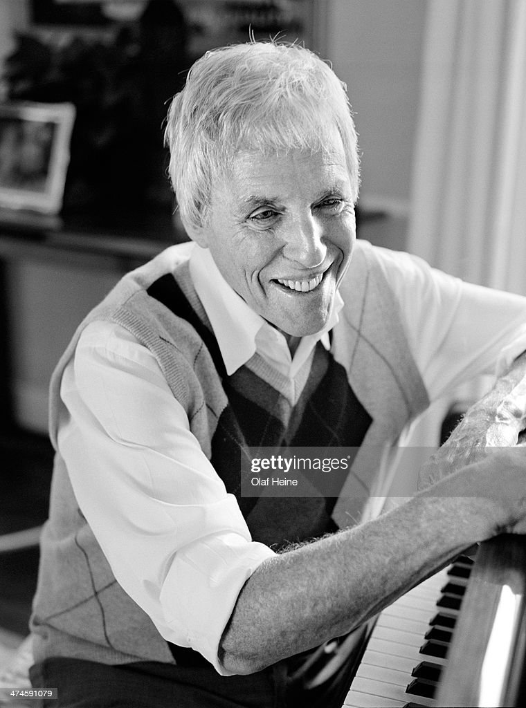 Burt Bacharach, Portrait session, September 14, 2005