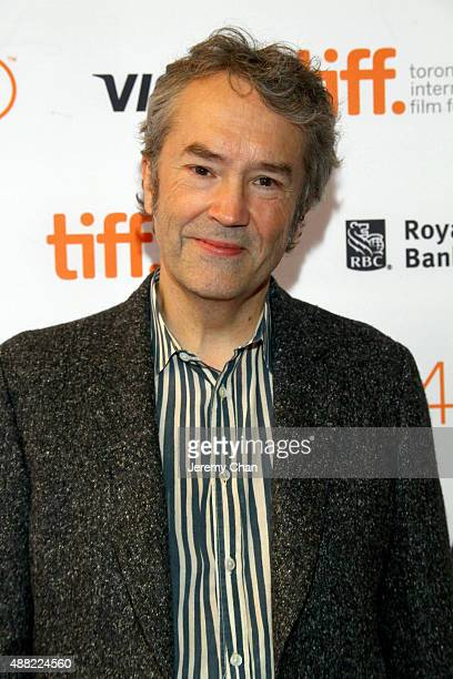 Composer Carter Burwell attends 'The Family Fang' premiere during the 2015 Toronto International Film Festival at the Winter Garden Theatre on...