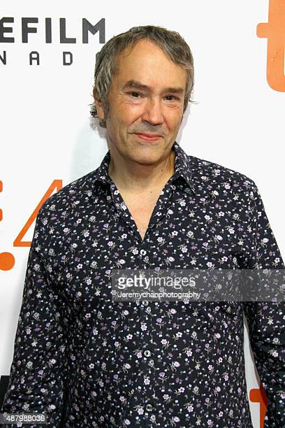 Composer Carter Burwell attends the Legend premiere during the 2015 Toronto International Film Festival held at Roy Thomson Hall on September 12 2015...