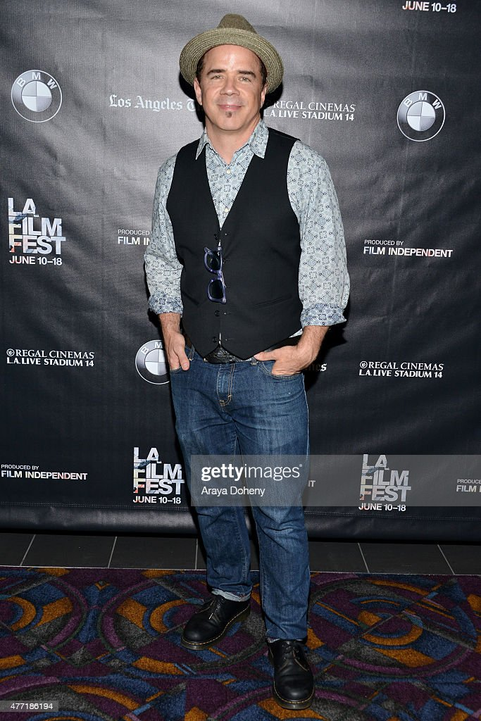 2015 Los Angeles Film Festival - 'A New High' And 'Hotel 22' Screenings : News Photo
