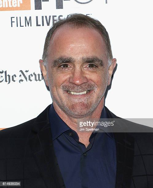 """Composer Christopher Spelman attends the 54th New York Film Festival closing night screening of """"The Lost City Of Z"""" at Alice Tully Hall, Lincoln..."""