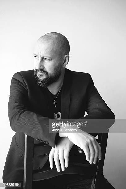Composer Clint Mansell is photographed for Los Angeles Times on March 2 2016 in Los Angeles California PUBLISHED IMAGE CREDIT MUST READ Allen J...